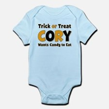 Cory Trick or Treat Body Suit