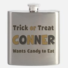 Conner Trick or Treat Flask