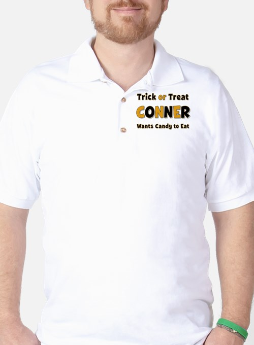 Conner Trick or Treat T-Shirt