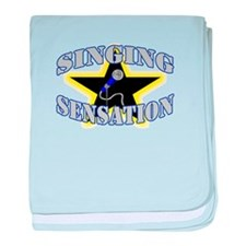 Singing Sensation baby blanket
