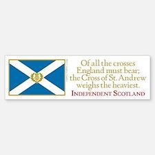 England Bumper Bumper Sticker