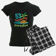 53rd Anniversary Paradise Pajamas