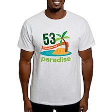 53rd Anniversary Paradise T-Shirt
