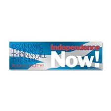 Now! Car Magnet 10 x 3