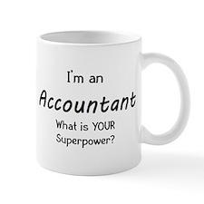 accountant Small Mug