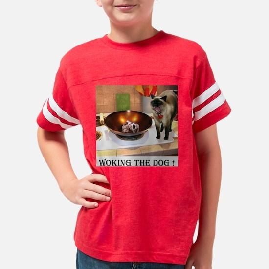 woking Youth Football Shirt