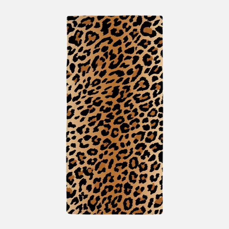 Decor Animal Bathroom Accessories Decor Cafepress Leopard Print