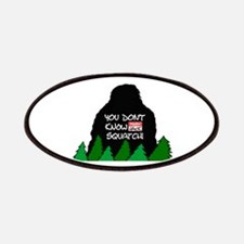 Jack Squatch Patches