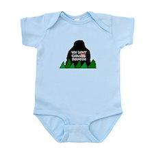 Jack Squatch Infant Bodysuit