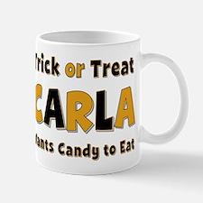 Carla Trick or Treat Mug