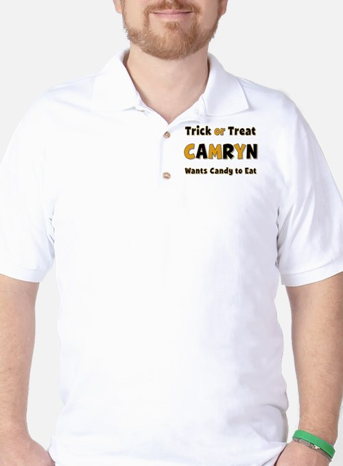Camryn Trick or Treat T-Shirt