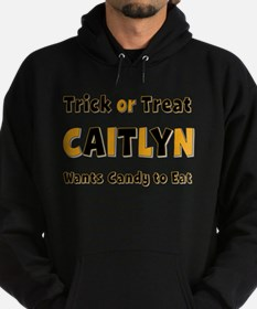 Caitlyn Trick or Treat Hoody