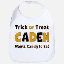 Caden Trick or Treat Bib