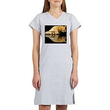 Cocker Reflection Women's Nightshirt