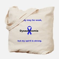 Dysautonomia Tote Bag