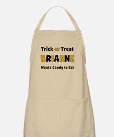 Brianne Trick or Treat Apron