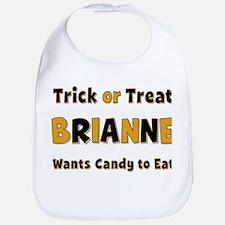 Brianne Trick or Treat Bib