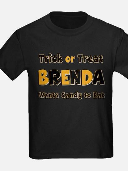 Brenda Trick or Treat T-Shirt