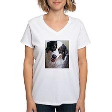 Painted Aussie Head T-Shirt