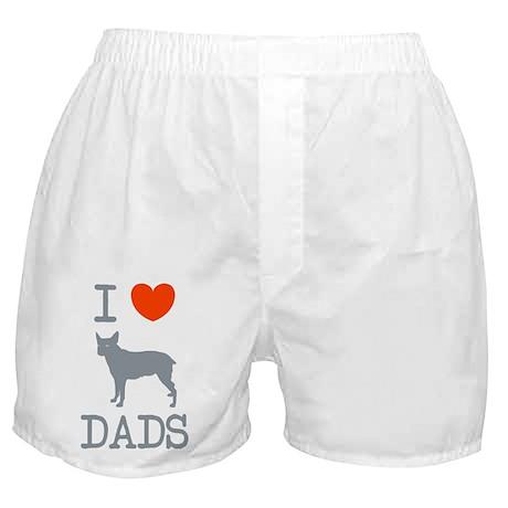 Stumpy Tail Cattle Dog Boxer Shorts