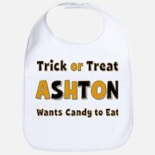 Ashton Trick or Treat Bib