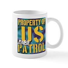 Property of US Zombie Patrol Mug