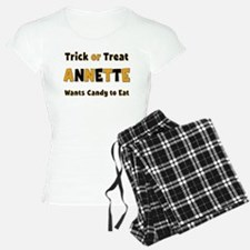 Annette Trick or Treat Pajamas
