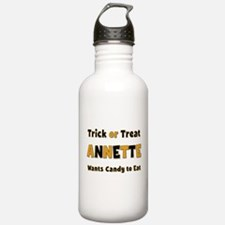 Annette Trick or Treat Water Bottle