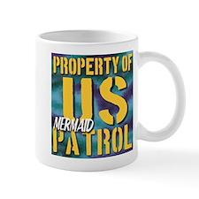 Property of US Mermaid Patrol Mug