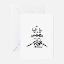 A Life Behind Bars Greeting Cards (Pk of 10)