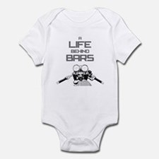 A Life Behind Bars Infant Bodysuit
