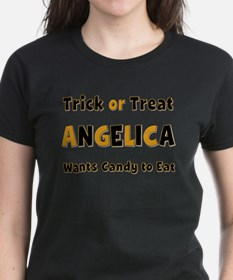 Angelica Trick or Treat T-Shirt