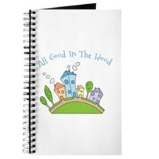 All Good In The Hood Journal