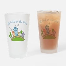 All Good In The Hood Drinking Glass