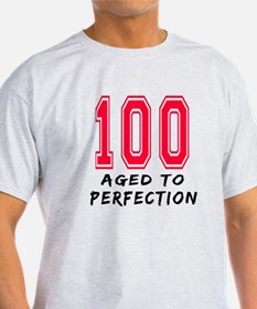 100 Year birthday designs T-Shirt