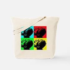 Pop Vizsla Tote Bag