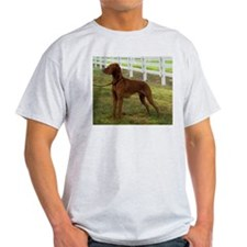 Painted Standing Vizsla T-Shirt