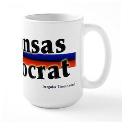 Arkansas Democrat Mug
