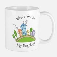 Wont You Be My Neighbor? Mug