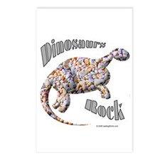 Dinosaurs Rock! Postcards (Package of 8)