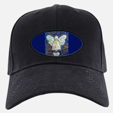 Blue & Gold Cancer Angel Baseball Hat