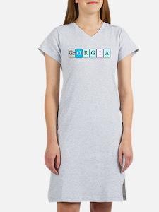 Georgia Women's Nightshirt