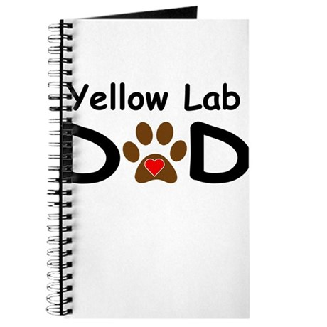 Yellow Lab Dad Journal