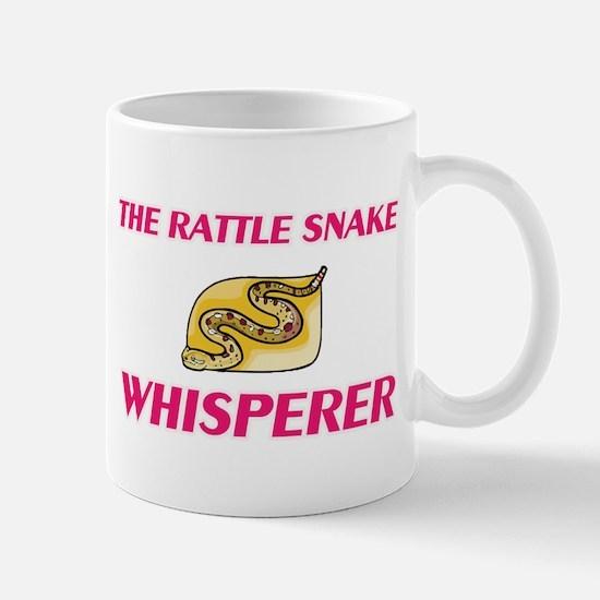 The Rattle Snake Whisperer Mugs