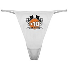 +10 to Charisma Classic Thong