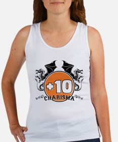 +10 to Charisma Tank Top