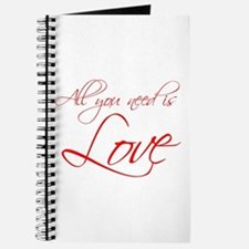 all-you-need-is-love-scr-red Journal