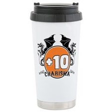 +10 to Charisma Travel Mug