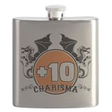 Dungeons dragons Flask Bottles