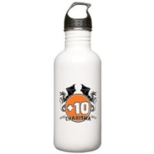 +10 to Charisma Water Bottle